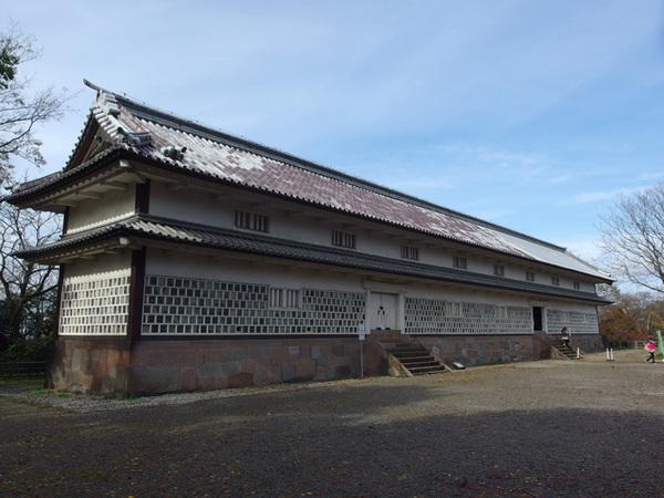 151129_金沢城三十間長屋1.JPG